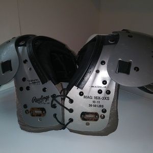 Rawlings shoulder pads